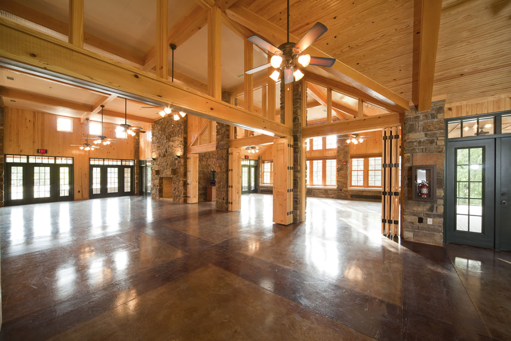 Lake Fort Smith State Park Dining Hall And Group Lodge Ssi
